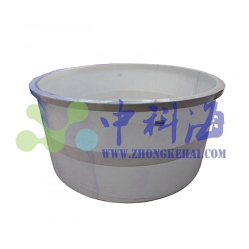 圆形白色PP(聚丙烯)水槽